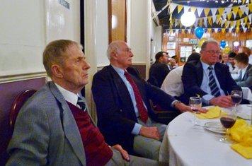 2013 Laurie 'Wag' Wardle, Ivor Smith & David Kaye