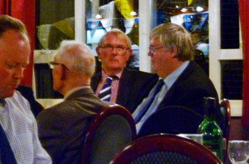 2013 Clive Shaw [in foreground], Peter Browne & Keith Hughes