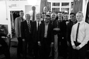 2013 Winners of the Annual Golf match