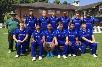 2018 SCC t20 team in new kit