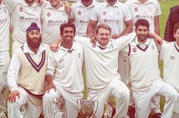 2017 SCC 1st XI Conference cup winners
