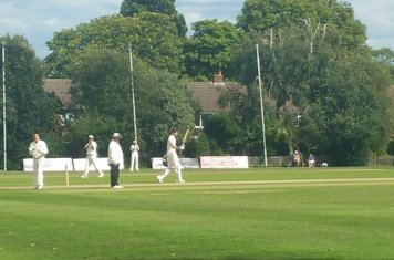 2017 M Andersson 140 vs Waltham  conference cup quarter final