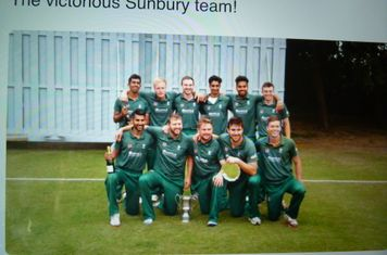 2016 07 SCC 1st XI Surrey 20-20 champions