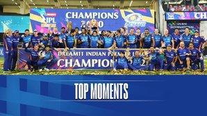 Winner of the SCC IPL Fantasy League !