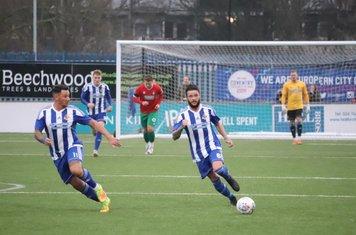 Marco Addagio - 11 and Kurtis Mewies - 6