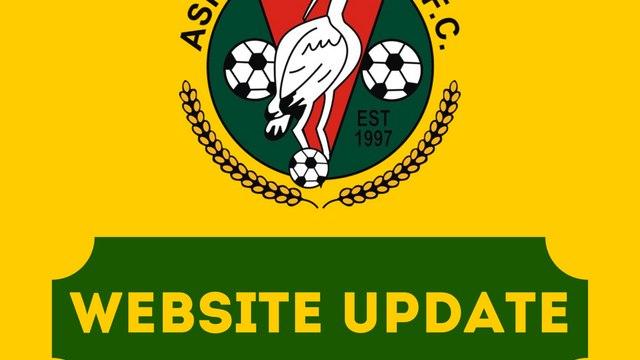 Website & Team Information Update