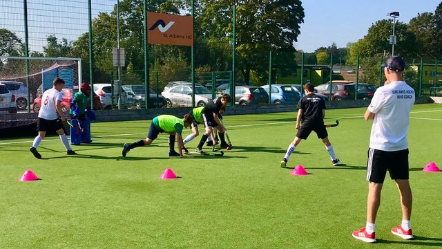 Oaklands Wolves Hockey Academy