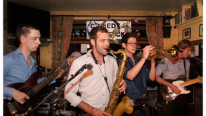 Live Band -TC's Funky Nuts