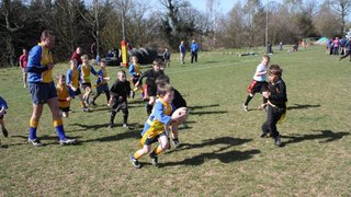 Under 8s Andover 010412