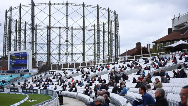 Free Surrey Tickets for Tilford CC at the Oval - a T20 and a One Day match
