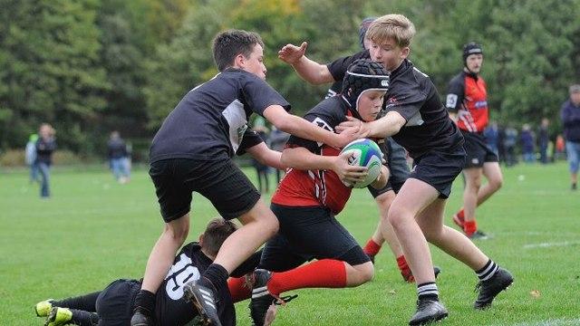 Junior Rugby Presentations 2020
