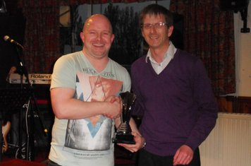 Clubman of the Year - Clive Eades