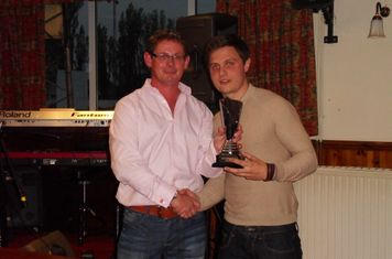 Manager's Player of the Year - Sam Rock