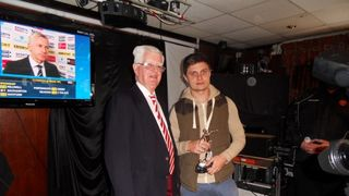 Presentation Awards 2012