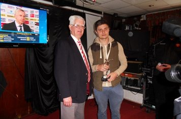 Supporters Player of the Year - Sam Rock
