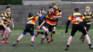 Southport v Leigh Dragons 12 February