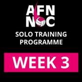 WEEK 3 - Solo Training Programme