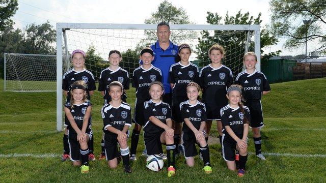 Express FC 05 Girls