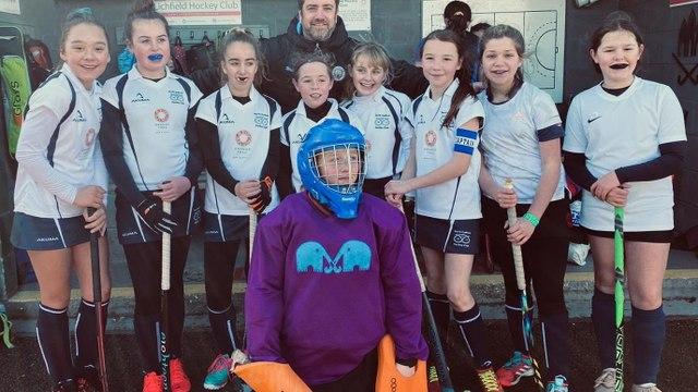 Match Report - Girls u14s v Repton A