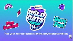 FA Weetabix Wildcats is Back!!!