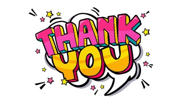 Thank You From Everyone at ECC