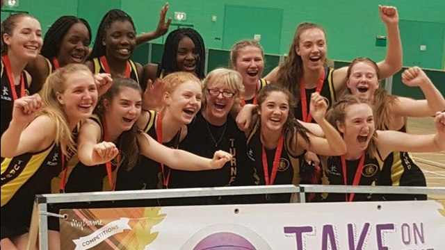 Turnford Netball Launches New Site