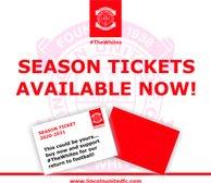 Season Tickets 2020/21
