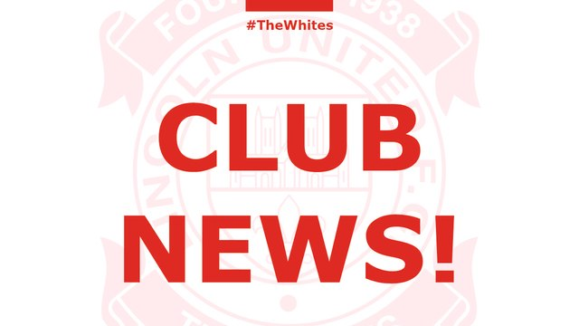 CLUB  NEWS - ADDITIONS TO 'THE WHITES' BOARD