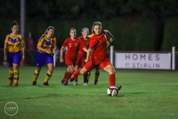 CHURCHER'S DOUBLE PROPELS WHITES INTO THE FINAL