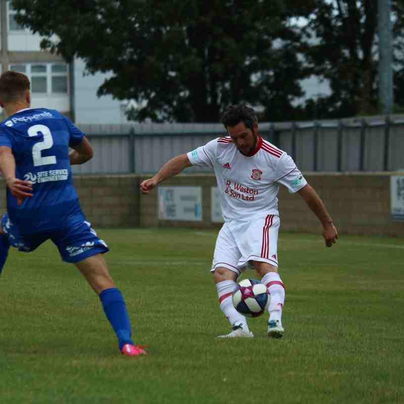 Winterton Rangers 0 - 2 Lincoln United (22/08/2020)