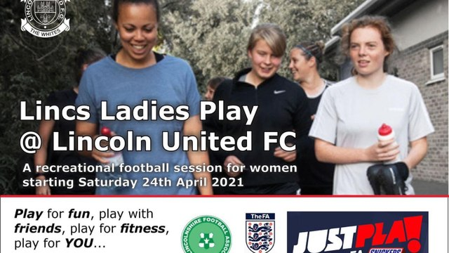 Lincs Ladies Play