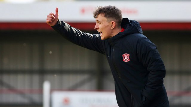 HAYES DISAPPOINTED TO SHARE POINTS