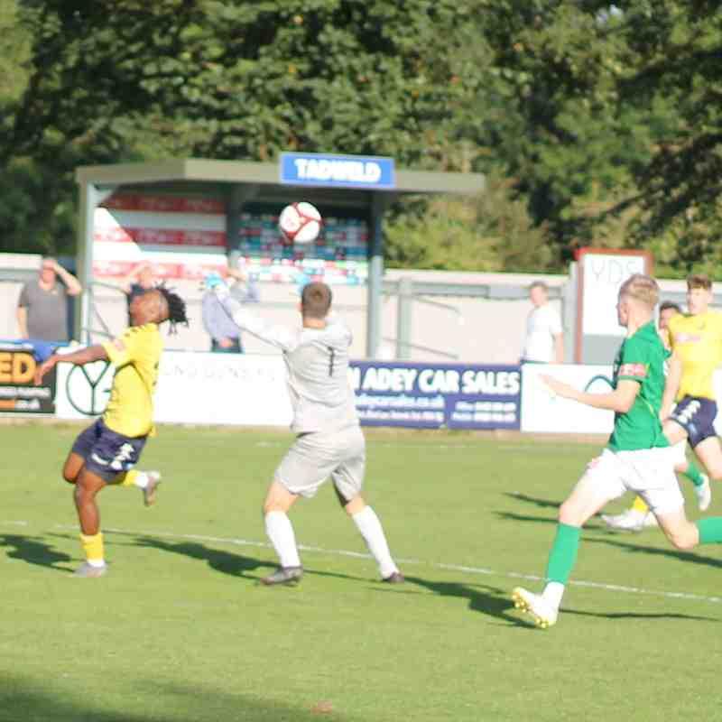Men's 1st Team vs Tadcaster Albion (A) - NPL