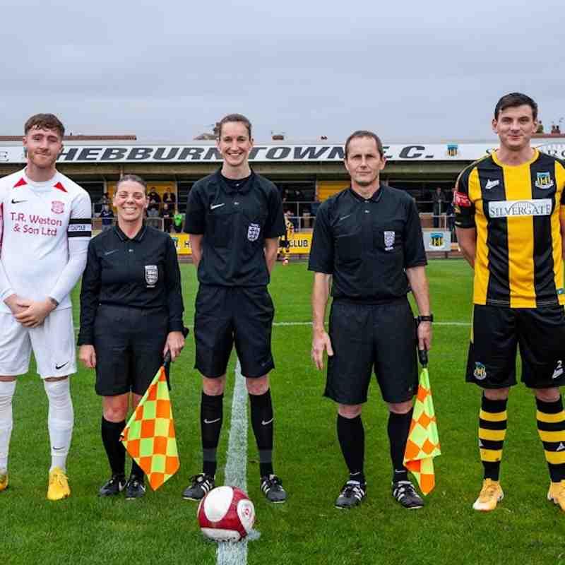 Men's 1st Team vs Hebburn Town (A) - NPL