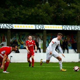 MATCH REPORT: LINCOLN UNITED FC 0 - 1 SHILDON AFC