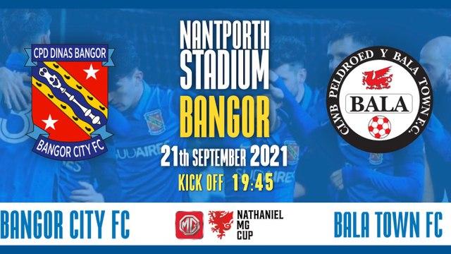 Bangor City vs Bala Town - Buy tickets