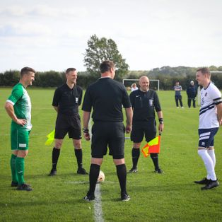 Keelby United 3 v 1 Lincoln Moorlands Railway