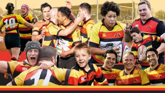 PLAY RUGBY FOR RICHMOND