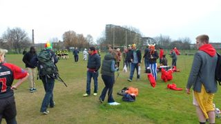 LANCERS V TOURING DUTCH SIDE 30/03/2013