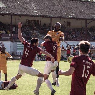 Match Report vs Hastings United by John Bathurst