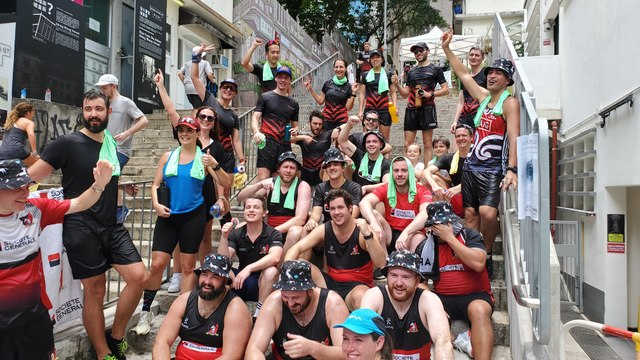 Valley & Co Smash 9 Everests, 22 Marathons and Themselves for a Good Cause