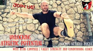 Unlocking Athletic Potential with Ryan Campbell via YouTube Live
