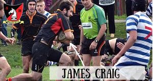Valley Welcomes James Craig to the Family