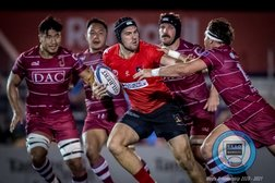 Valley Premiership Men Kick Off New Season with a Grinding Win