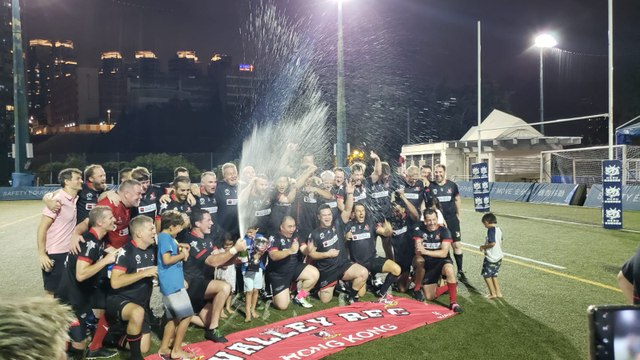 Rugby Men Nags (Vets 40+)