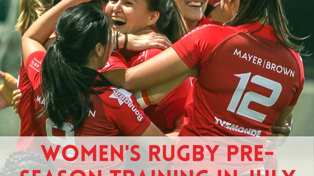 Women's Rugby | Pre-Season Training Open to All