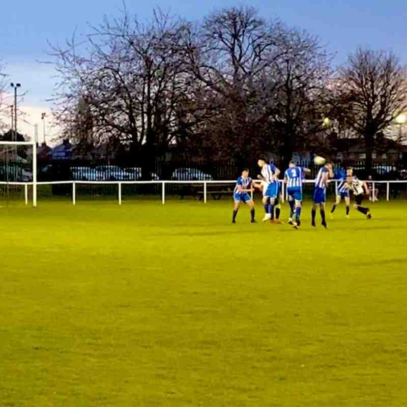 Thorne Colliery Dev. FC - AWAY
