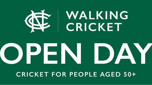 Walking Cricket Open Day Sunday 23rd May at Little Bounds
