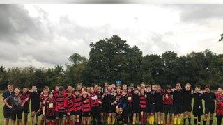 Park House entertain Darrick Wood School