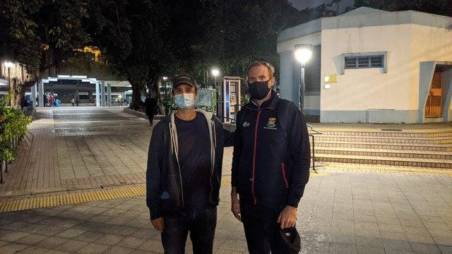 Impact HK - giving hope to Hong Kong's homeless